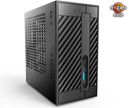 Mini PC AsRock Deskmini Ryzen 5 3400G 16Gb Ram y SSD 500Gb NVMe