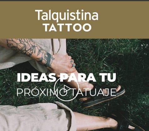 Talquistina Tattoo muestra gratis