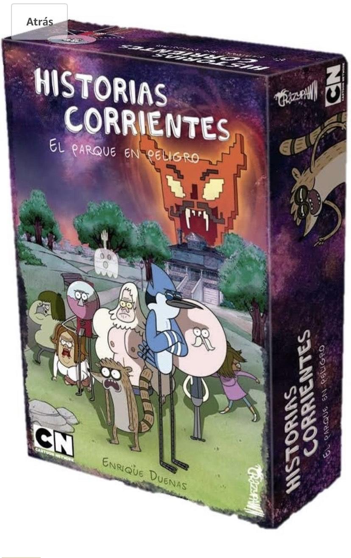Crazy pawn Juego de Mesa Historias Corrientes