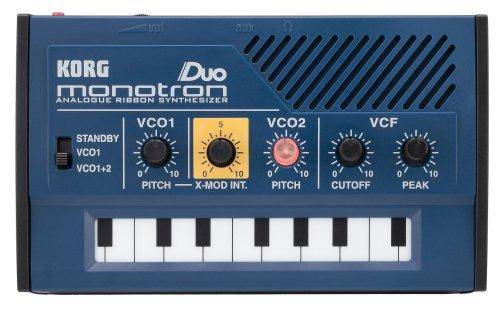 Mini Sintetizador Korg Monotron Duo, bajada de precio