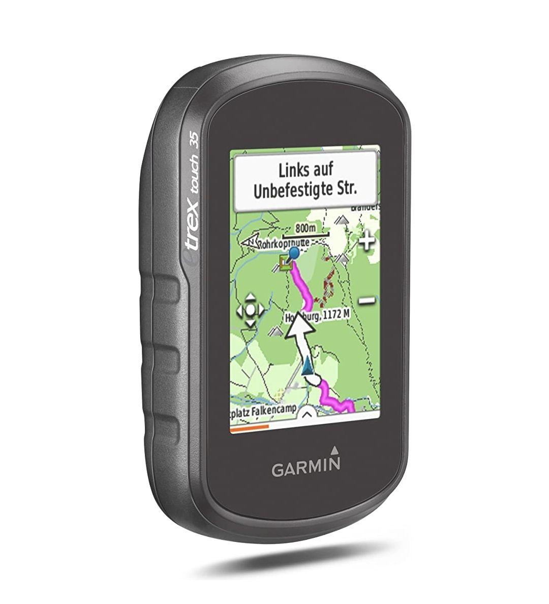 Navegador Garmin eTrex Touch 35 **MINIMO HISTORICO**