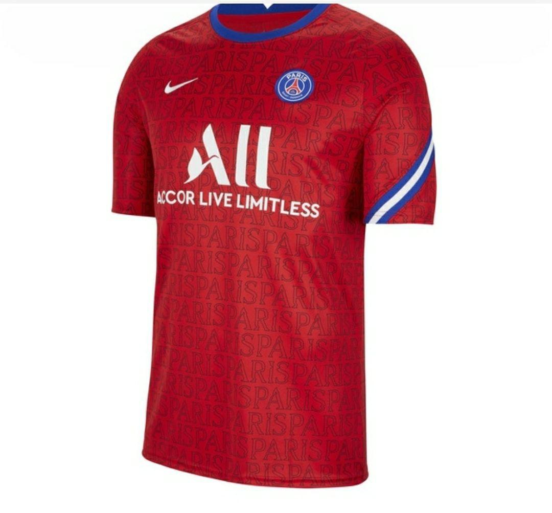 Camiseta Paris Saint Germain 2020/2021