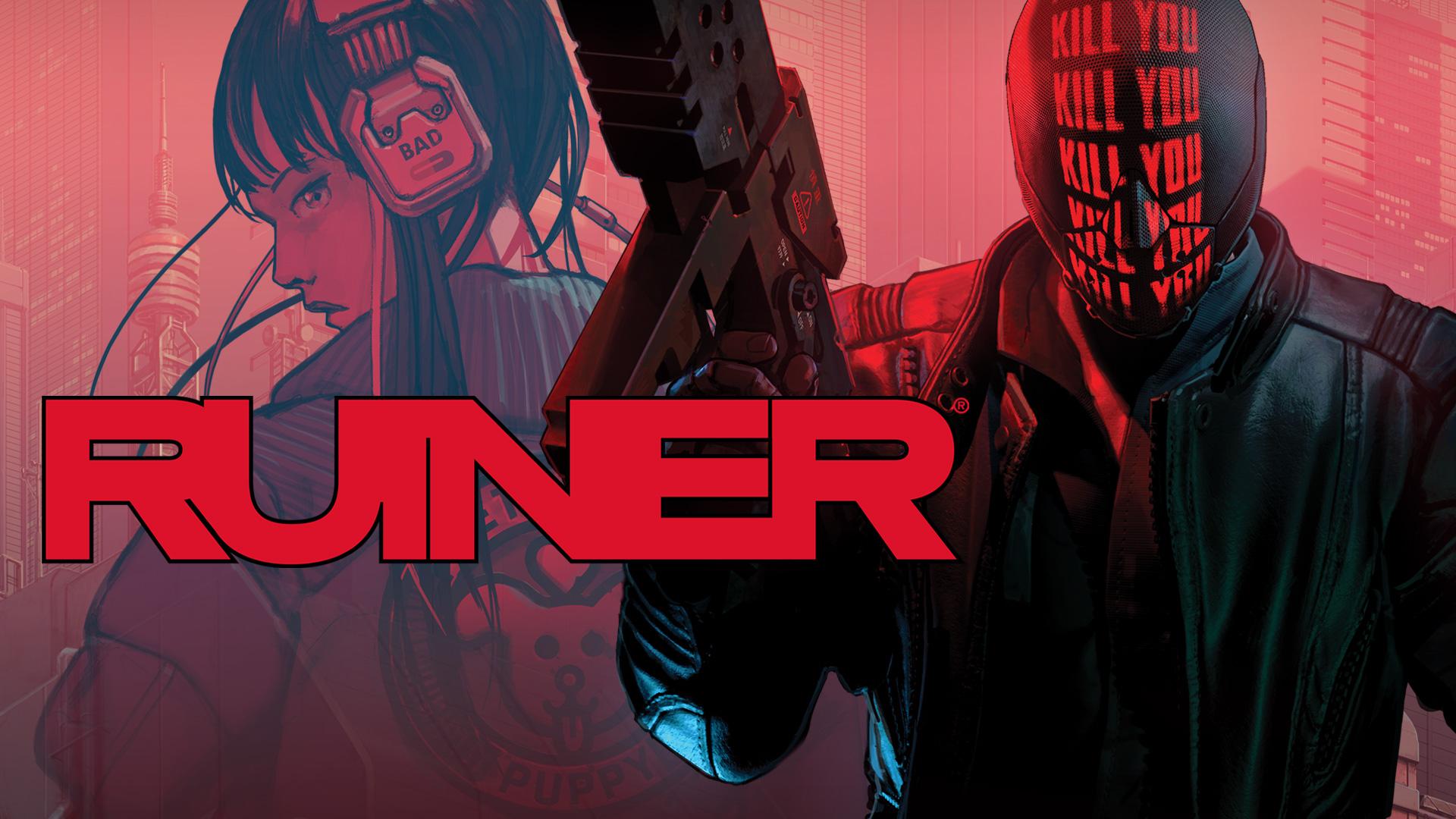 RUINER (eshop USA)