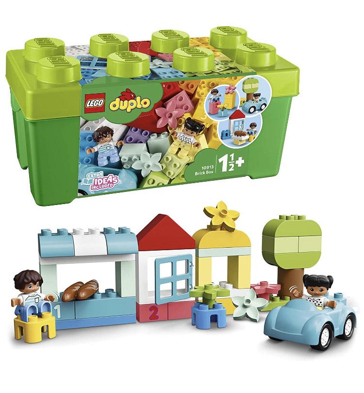 LEGO DUPLO Classic - Caja de Ladrillos