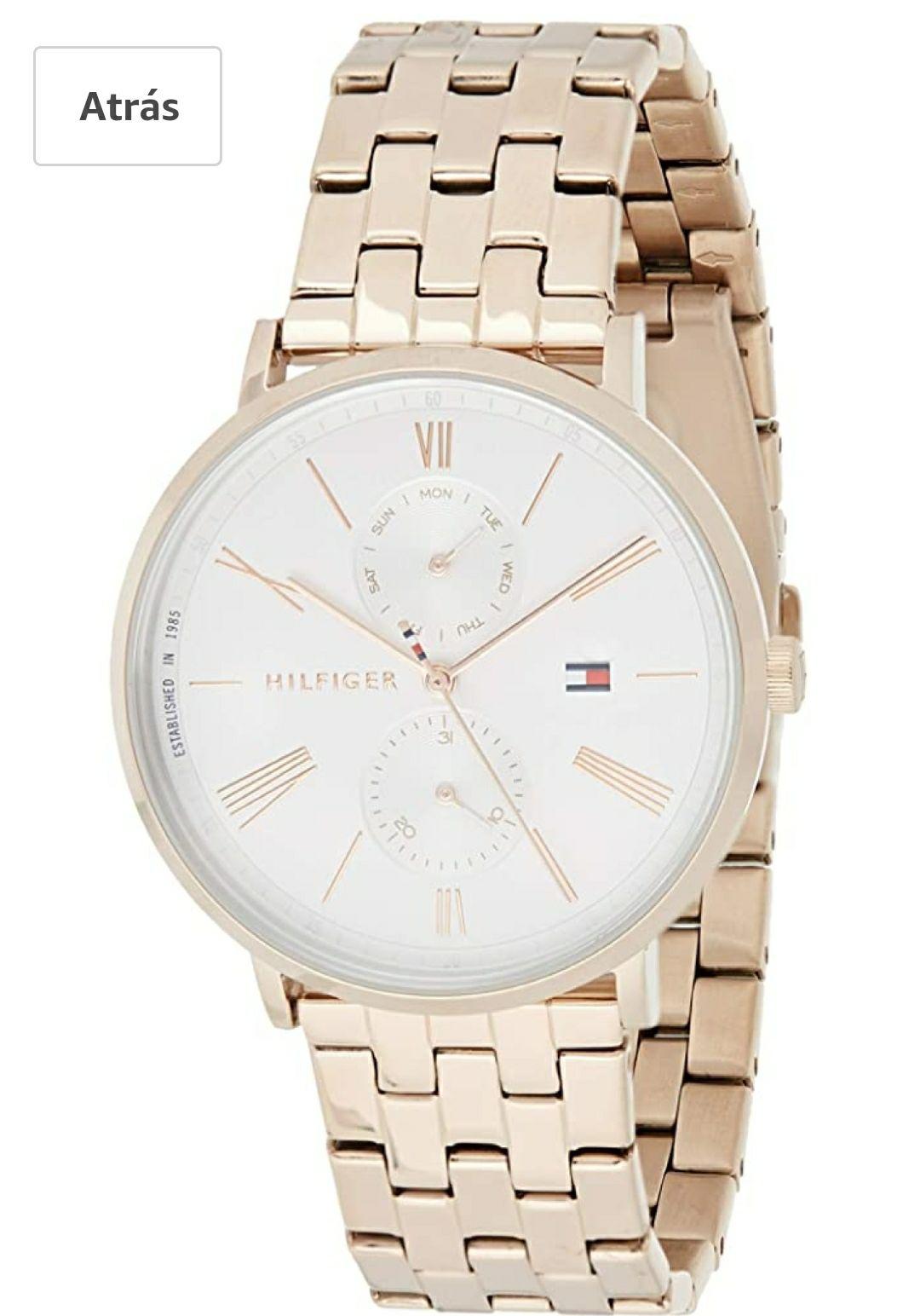 Tommy Hilfiger Reloj de Pulsera 1782070