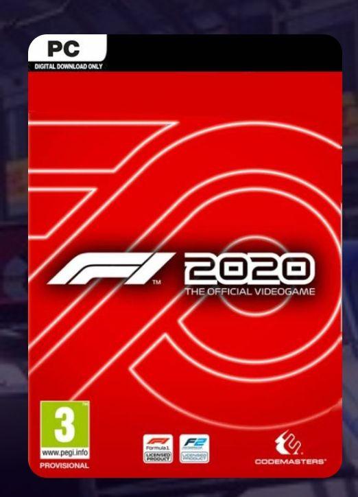 F1 2020 PC y la deluxe Edition a sólo 19€