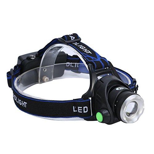 Frontal / Linterna para cabeza T6 LED 500 LM