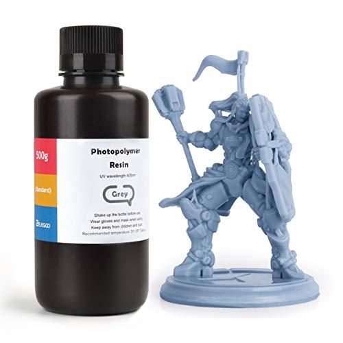 Resina UV para impresoras 3d de resina