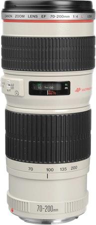 OFERTA 24 horas! Canon EF 70-200mm f/4L USM