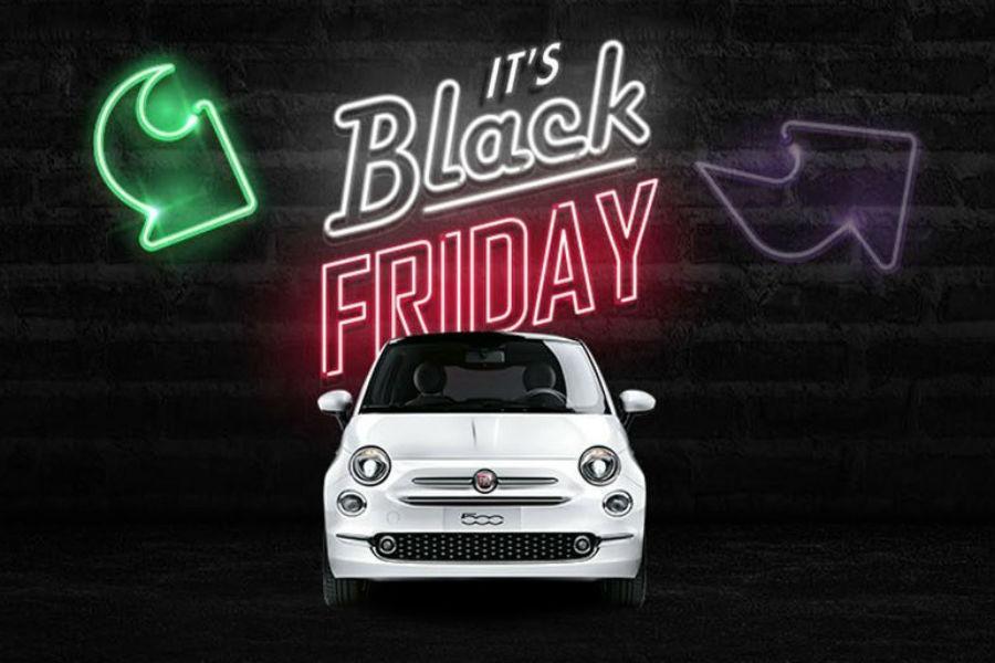 Recopilatorio Black Friday Coches