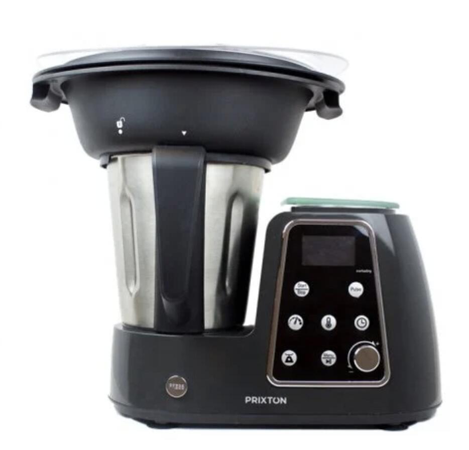Prixton Kitchen Gourmet KG200 Robot de Cocina + Libro de Recetas