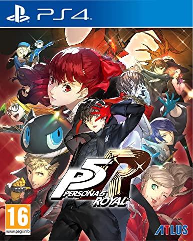 Persona 5 Royal (Ps4) Xtralife