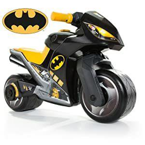Moto BATMAN correpasillos
