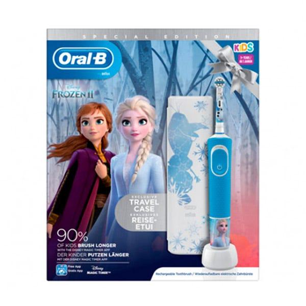 ORAL B Kids Frozen Cepillo de dientes eléctrico Infantil