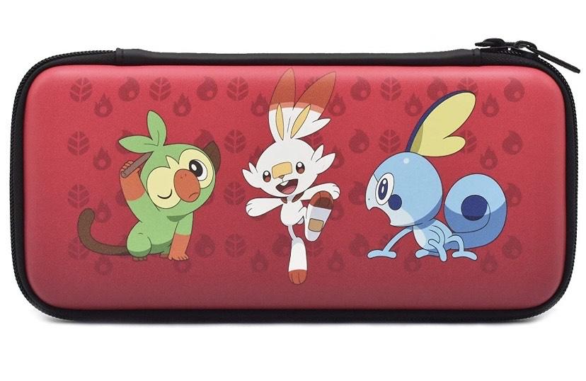 Hori - Funda rígida Pokémon Espada y Escudo (Nintendo Switch)