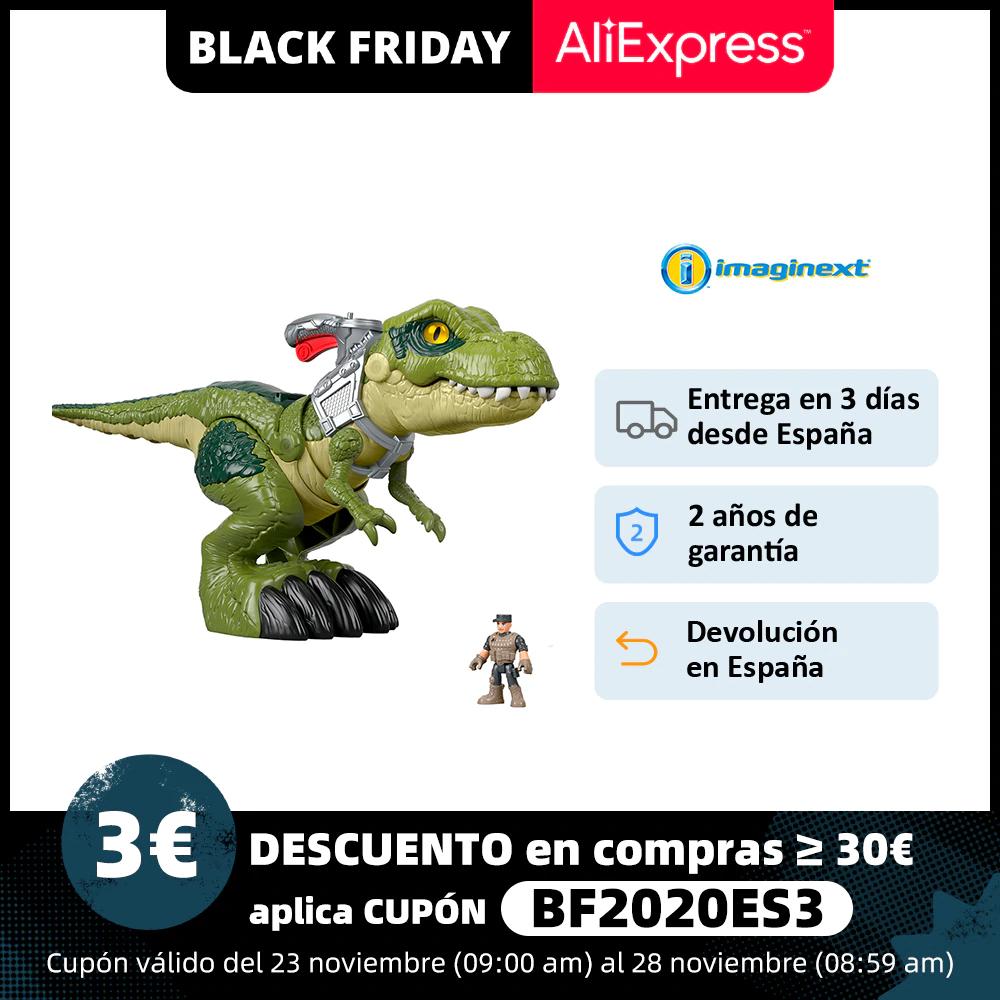Tiranosaurio Megamandíbula, Dinosaurio de Juguete para Niños
