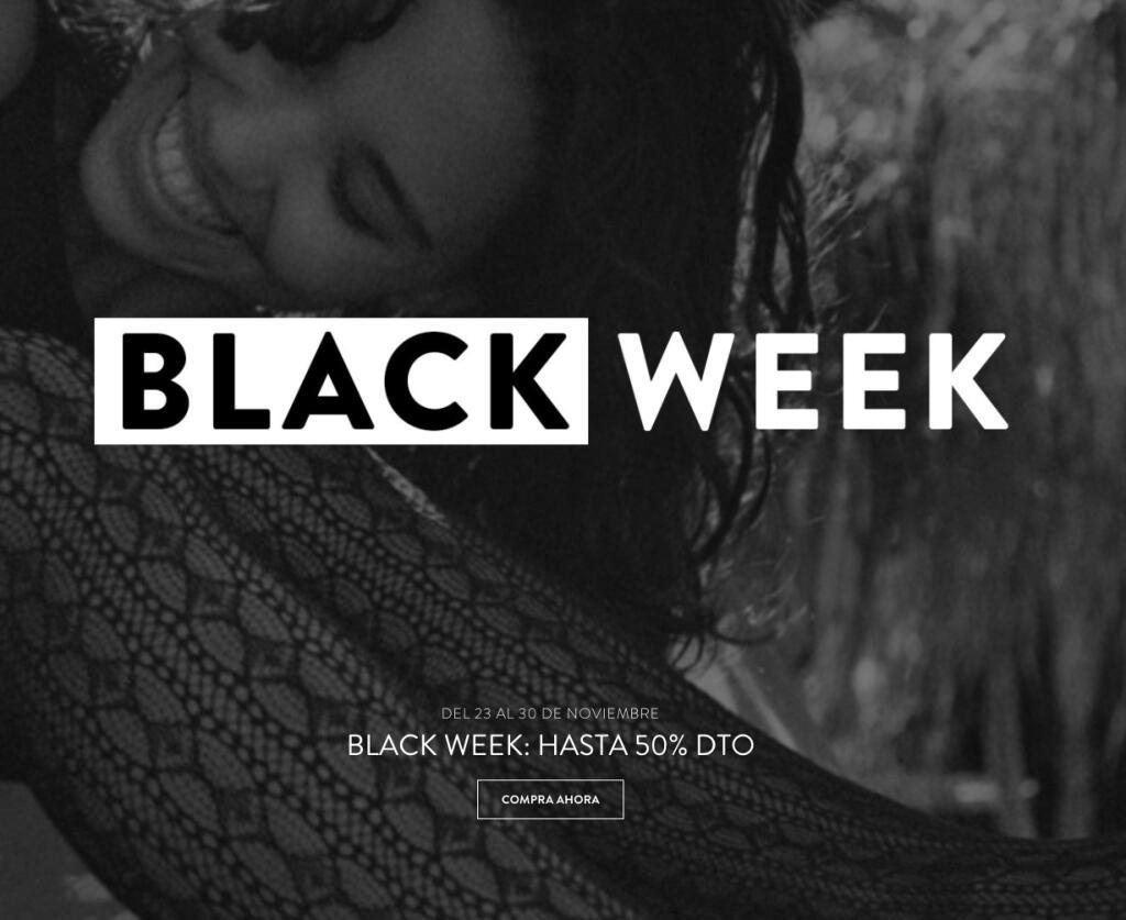 Black week en Calzedonia