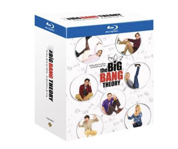 Big Bang Theory serie competa BR
