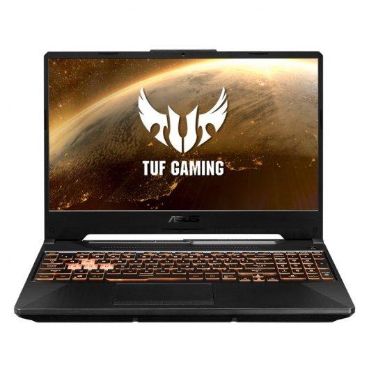 Portatil gaming ASUS i7-10870H/16GB/1TB SSD/GTX1650