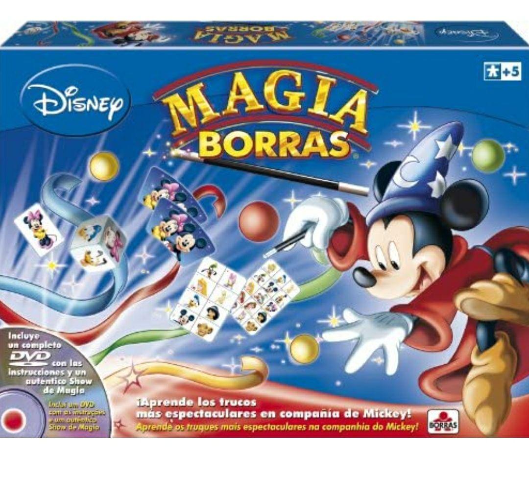Magia Edición Mickey Magic, 15 trucos