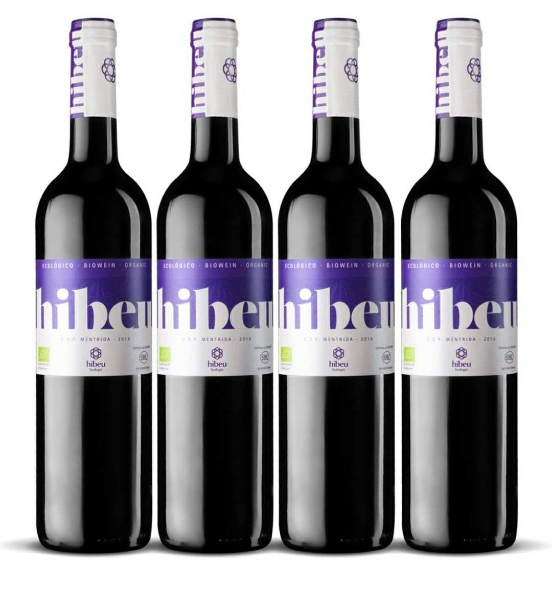 Vino Ecológico DO Méntrida (4 botellas x 75cl)