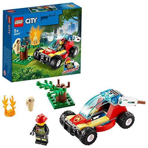 LEGO City Fire - Incendio en el Bosque