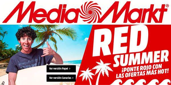 Ofertas RED SUMMER MediaMarkt