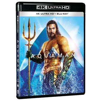 Aquaman - UHD + Blu-ray