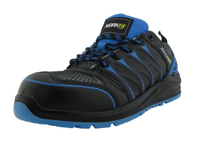 Zapatos de seguridad ultraligero Xcross S1P