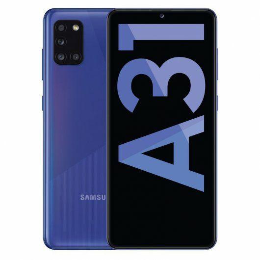 Samsung Galaxy A31 4/128GB Azul Libre