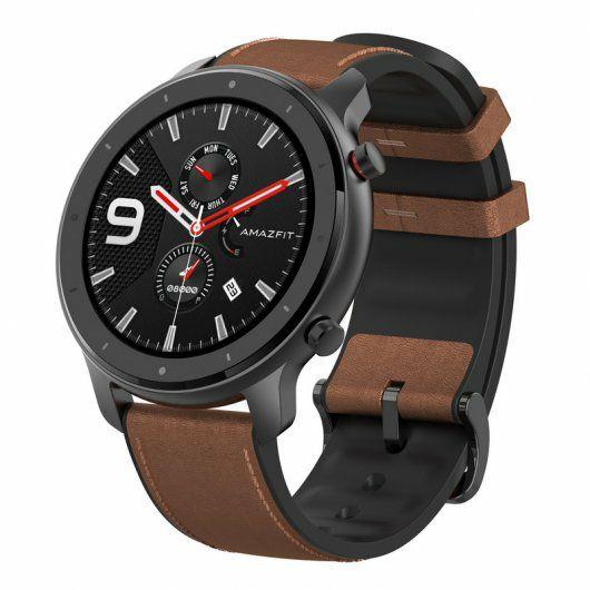 Amazfit GTR Reloj Smartwatch 47.2mm Aluminum Alloy