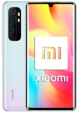 (CANARIAS) XIAOMI Xiaomi Mi Note 10 Lite 6 + 128 GB Glacier White móvil libre