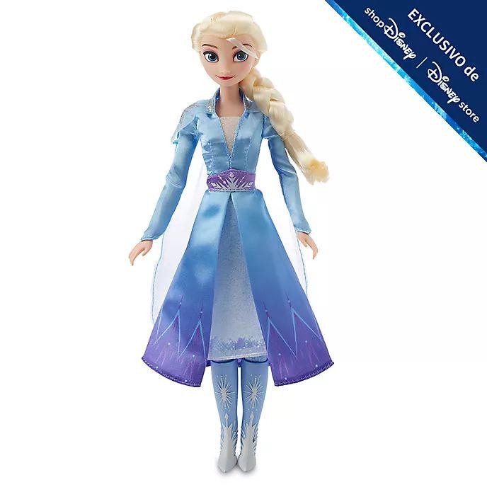 Muñeca Cantarina Elsa y Ana - Frozen II