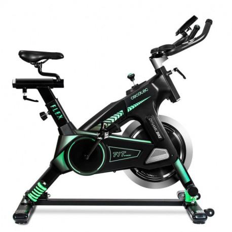 (ENVÍO 28DIC) Bicicleta Spinning Cecotec Ultraflex 25 kg volante inercia