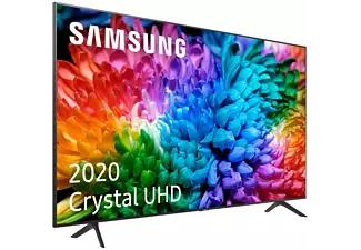 "Televisor Samsung 75"" UHD 75TU7125 HDR10+"