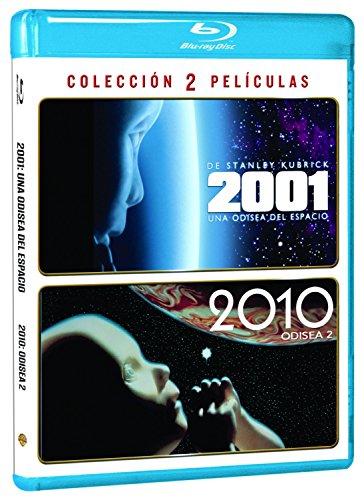 Pack 2001: Una Odisea del Espacio y 2010: Odisea 2 en Blu-ray por sólo 6€