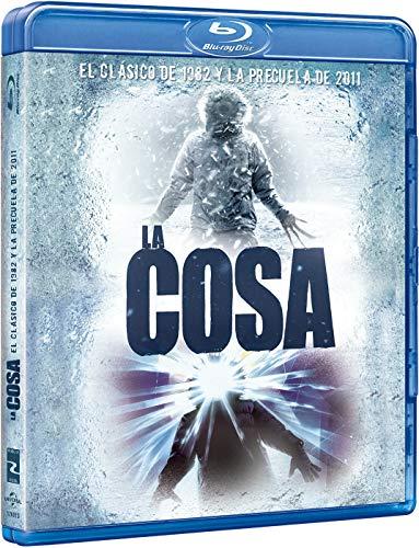 Blu-Ray LA COSA de John Carpenter MÍNIMO HISTÓRICO