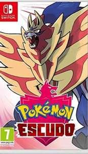 Pokémon Escudo (Físico, AlCampo Mallorca)