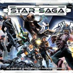 Star Saga Juego de Mesa