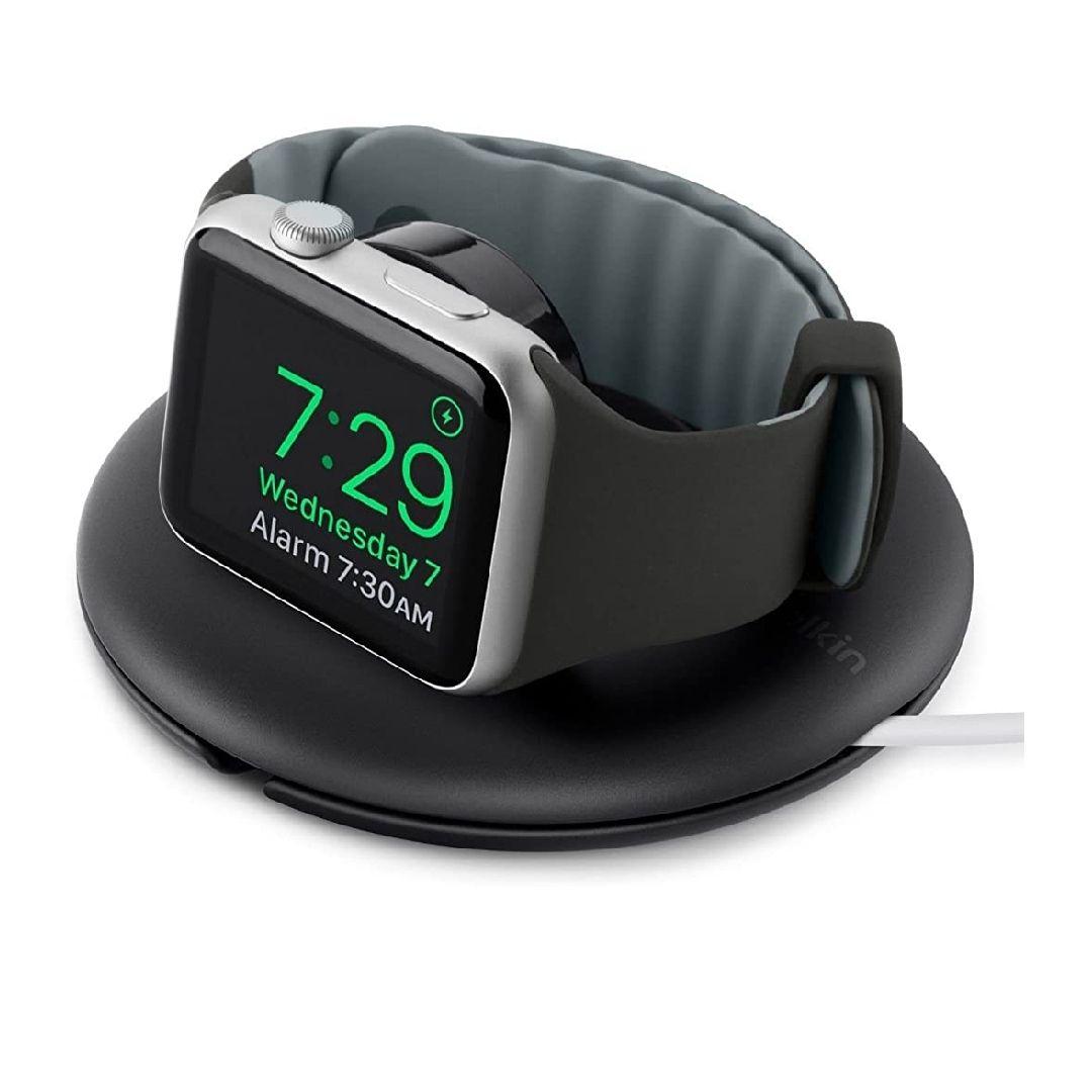Belkin soporte de viaje para Apple Watch Series SE, 6, 5, 4, 3, 2 y 1, c