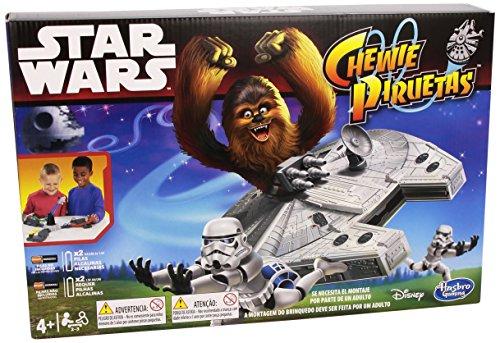 juego de mesa Hasbro - Star Wars por 8.28