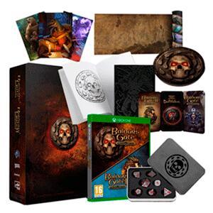 Baldur's Gate Enhanced Ed. Coleccionista (Xbox/PS4/Nintendo Switch)