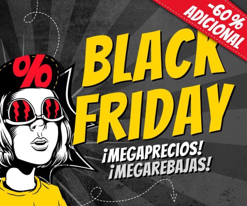 Black Friday en Deporte Outlet - Hasta 60% EXTRA