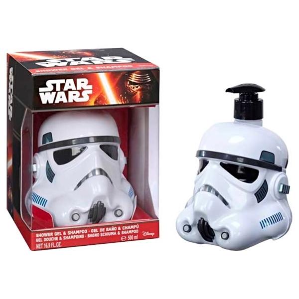 Botes 500ml de gel/champú de Star Wars (gastos de envío gratis)