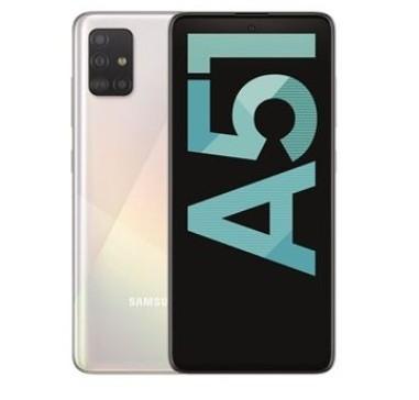 Samsung Galaxy A51 6,5'' 128GB Blanco