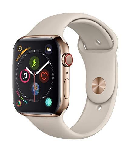 Apple Watch Series 4 (GPS + Cellular) con caja de 40 mm