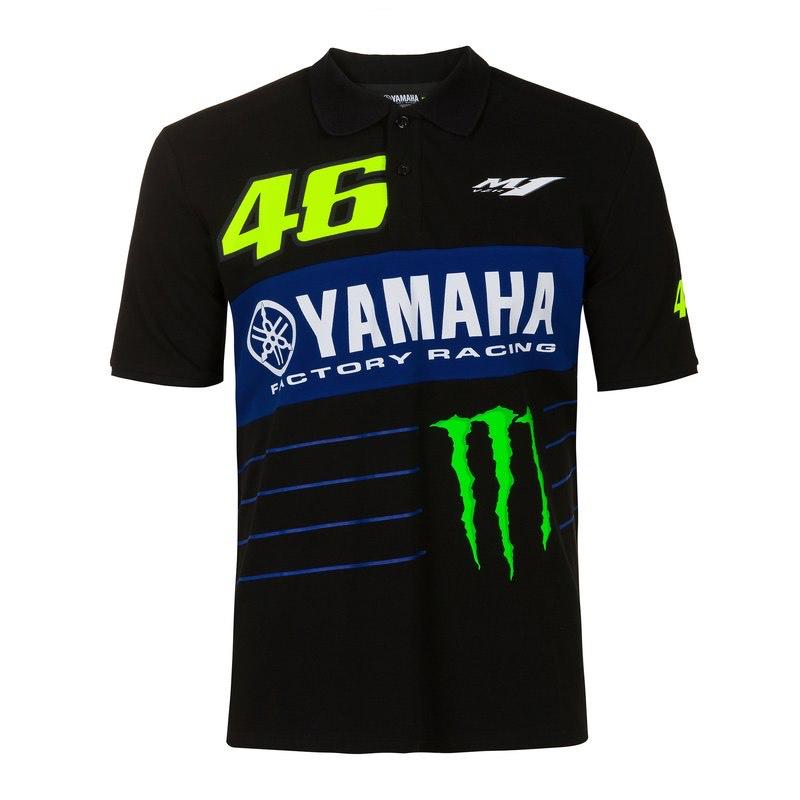 YAMAHA POWER LINE VR46 POLO SHIRT