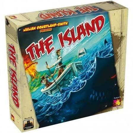 """Oferta para socios en el juego de mesa """"The Island"""""""
