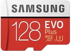MicroSDXC SAMSUNG Evo Plus 128 GB - 100 MB/s
