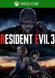 Resident Evil 3 Remake (Xbox One / Xbox Series X) Formato Físico